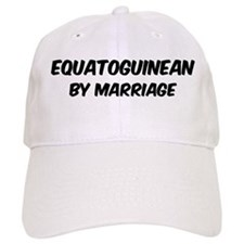 Equatoguinean by marriage Baseball Cap