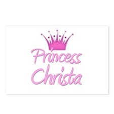 Princess Christa Postcards (Package of 8)