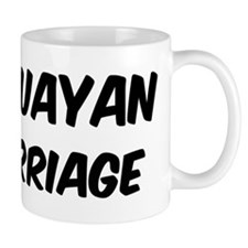 Paraguayan by marriage Mug