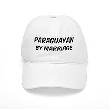 Paraguayan by marriage Baseball Cap