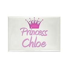 Princess Chloe Rectangle Magnet