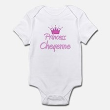 Princess Cheyenne Onesie