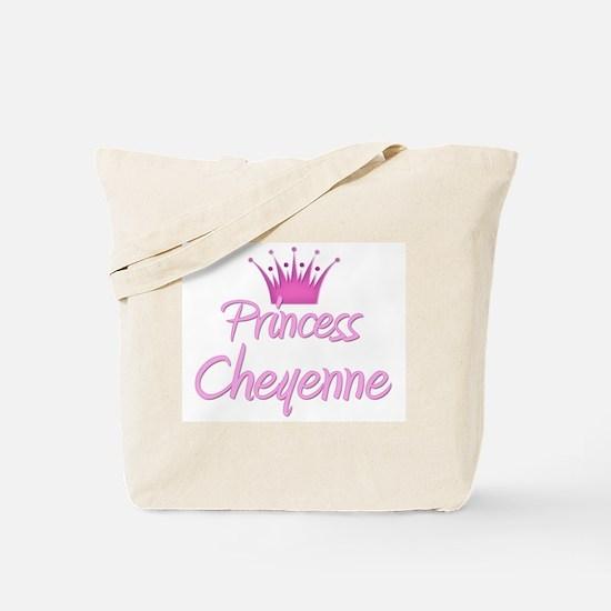 Princess Cheyenne Tote Bag