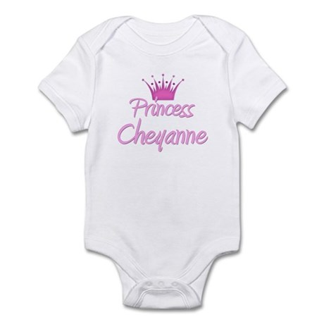 Princess Cheyanne Infant Bodysuit