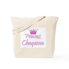 Princess Cheyanne Tote Bag