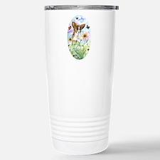 Corgi Dog Travel Mug