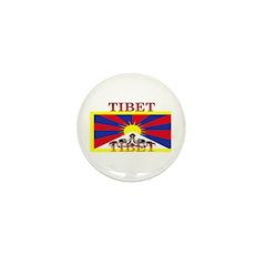 Tibet Mini Button (100 pack)