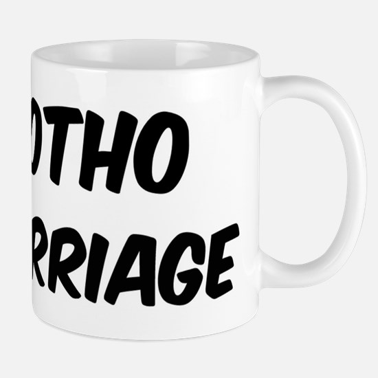 Basotho by marriage Mug