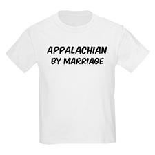 Appalachian by marriage T-Shirt