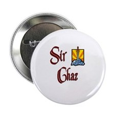 "Sir Chaz 2.25"" Button"
