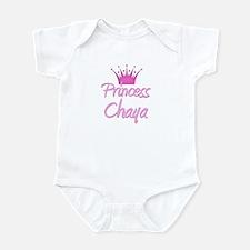 Princess Chaya Infant Bodysuit