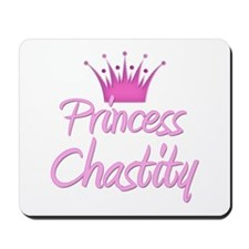 Princess Chastity Mousepad