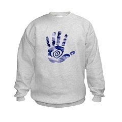 Cloud Hand Sweatshirt