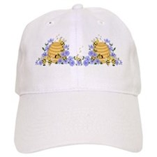 Honey Bee Dance Baseball Cap