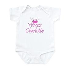 Princess Charlotte Infant Bodysuit