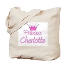 Princess Charlotte Tote Bag