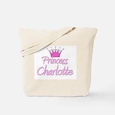 Princess Charlotte Tote Bag