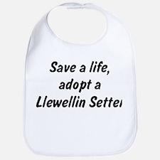 Adopt Llewellin Setter Bib