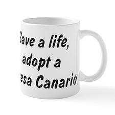 Adopt Presa Canario Mug