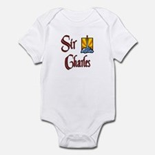 Sir Charles Infant Bodysuit