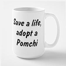 Adopt Pomchi Mug