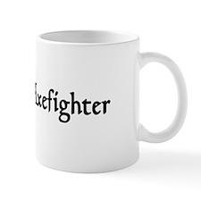 Gray Elf Axefighter Mug