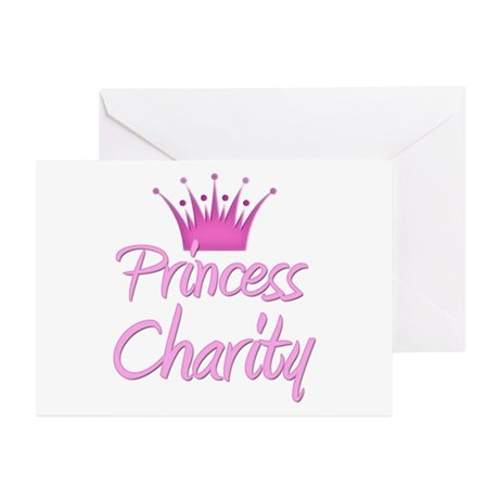 Princess Charity Greeting Cards (Pk of 10)