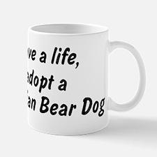 Adopt Karelian Bear Dog Mug