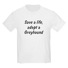 Adopt Greyhound T-Shirt