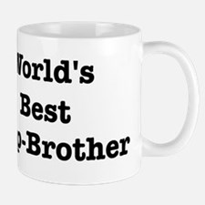 Worlds Best Step-Brother Mug