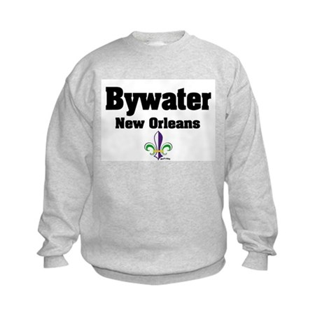 Bywater New Orleans Kids Sweatshirt