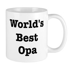 Worlds Best Opa Mug