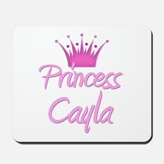 Princess Cayla Mousepad