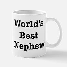 Worlds Best Nephew Mug