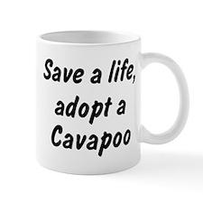 Adopt Cavapoo Mug