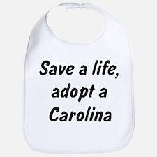 Adopt Carolina Bib