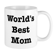 Worlds Best Mom Mug
