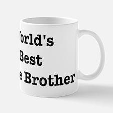 Worlds Best Little Brother Mug