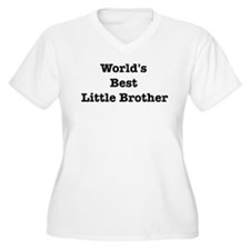 Worlds Best Little Brother T-Shirt