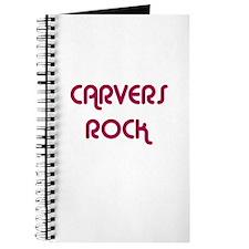 CARVERS ROCK Journal