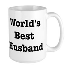 Worlds Best Husband Mug