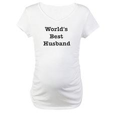 Worlds Best Husband Shirt