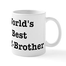 Worlds Best Half-Brother Mug