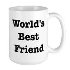 Worlds Best Friend Mug