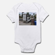 Red Neck Ford Tempo Infant Bodysuit