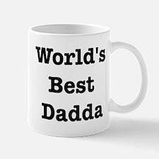 Worlds Best Dadda Mug