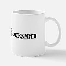 Gray Elf Blacksmith Mug