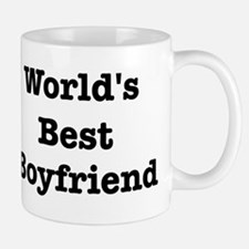 Worlds Best Boyfriend Mug