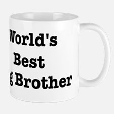 Worlds Best Big Brother Mug