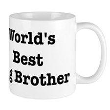Worlds Best Big Brother Small Mugs
